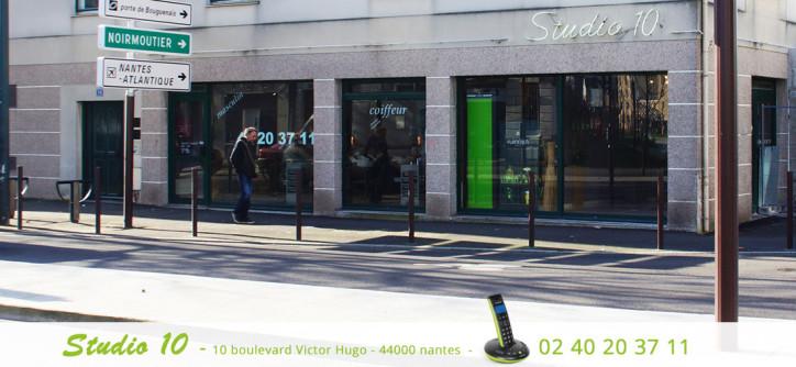 le studio 10 bd victor Hugo